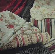 Tapestry cloths (for upholstering)