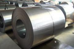 CR steel sheet