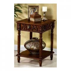 Wooden Carved Tables