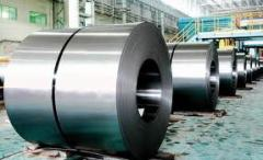 Cold Rolled Steel Sheets & Strips