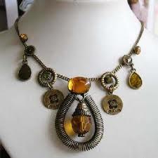Vintage Fashion Necklace
