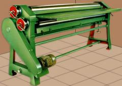 Sheet Pasting (Glueing) Machine
