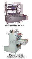 Film Lamination Machines