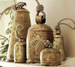 Brass Bells & Decoratives