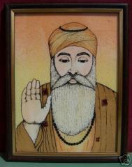 Gem Handicrafts, Guru Nanak Dev Ji, Gem Stone