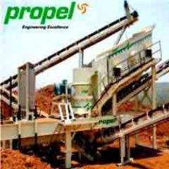 Propel Stone & Mineral Crusher