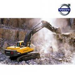 Volvo Excavators