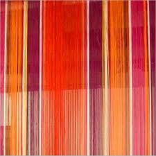 Rayon curtain