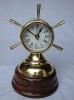 Sailor Wheel Table Clock