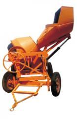 Concrete Mixer - Hydraulic 10/7 CFT