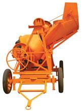 Concrete Mixer - 10/7 CFT (FULL BAG)
