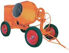 Concrete Mixer - 3/4 BAG
