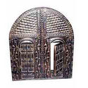 Wooden art wares