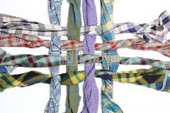 Textile handicraft items