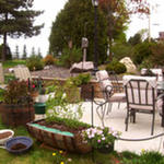 Patio metal products