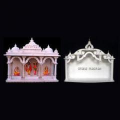 Marble Decorative Temples