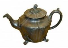 Handcrafted Brass Teapot