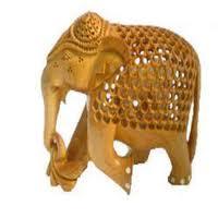 Wood Undercut Animal Figures