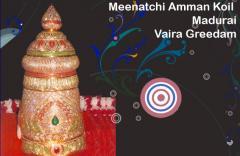 Gold, Diamond and Black Stone Swami Vikrakams