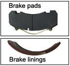 BRAKE PADS & BRAKE LININGS