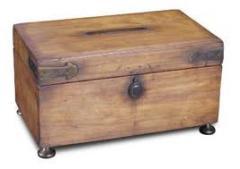 Wooden Decorative Boxes