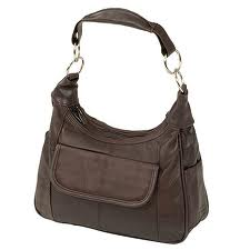 Brown Leather Purses