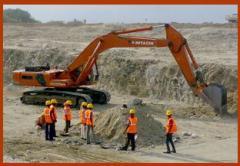 Tata Hitachi EX-110 Hydraulic Excavators