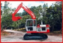 L&T 72 Hydraulic Excavators