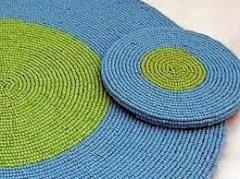 Beaded place mats