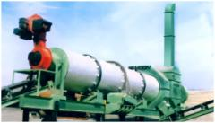 Dryer And Mixing Unit for Asphalt Mixing Plant