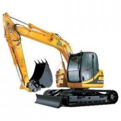 Tata Hitachi/L&T Komatsu Excavator