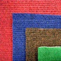 Non Woven Synthetic Carpet