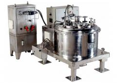 Vertical Basket Centrifuges