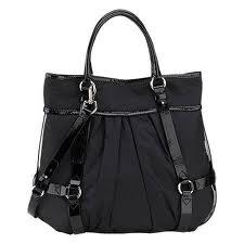 Black Women's Handbag