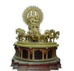 Lord Surya statuette