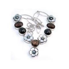 Brass jewelry sets