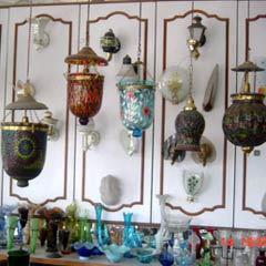Hanging Lamp Shades