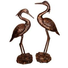 Crane Pair decoration