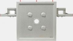 Recessed Chamber Fiter Plates