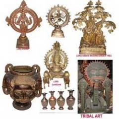 Brass wares