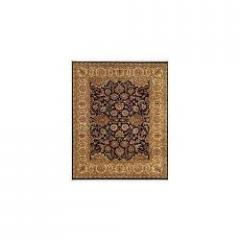 Indian Hand Knotted Wool Silk Carpets
