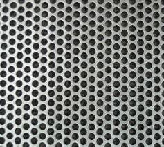 Aluminium Perforated Sheets