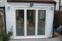 Pvc openable window