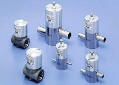 Steel valve body