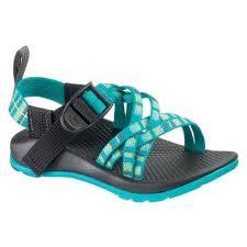 Green Children's Sandals