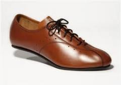 Brown Cycling Shoes