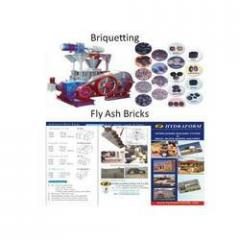 Biomass Briquetting and Fly Ash Bricks