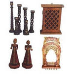 Wooden articles