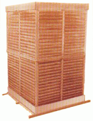 Wooden Natural Draft Cooling Tower