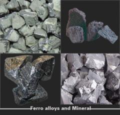 Ferro Alloys Silico Maganese